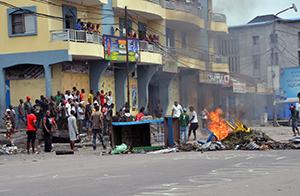 Disordini in Congo in vista delle elezioni presidenziali