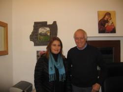 Marisa Mazzaglia e Cesare Cesa Bianchi