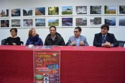 Presentazione in conferenza stampa della lotteria (foto Consoli)
