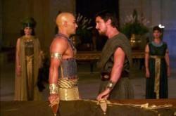 """Una scena di """"Exodus"""" di Ridley Scott"""