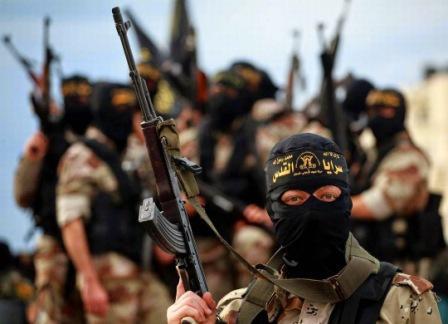 Combattenti dello Stato islamico