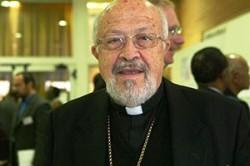 Mons. Papamanolis, presidente della Conferenza episcopale greca