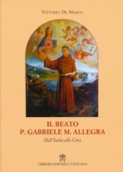 copertina Il beato p. Gabriele Allegra