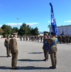 Consegna della Bandiera Colonnella
