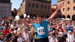 Gianni Morandi in veste sportiva