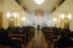 Un momento del convegno a San Giovanni Bosco