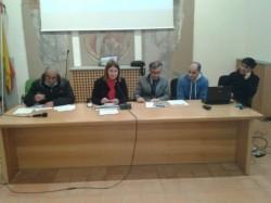 L'incontro di presentazione al Parco dell'Etna