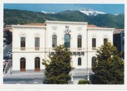Zafferana Etnea, il Palazzo Municipale