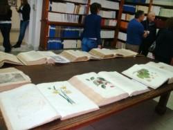 Il C.R.A. ospita anche una ricca biblioteca di testi scientifici