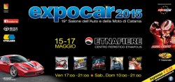 LOCANDINA EXPOCAR2015