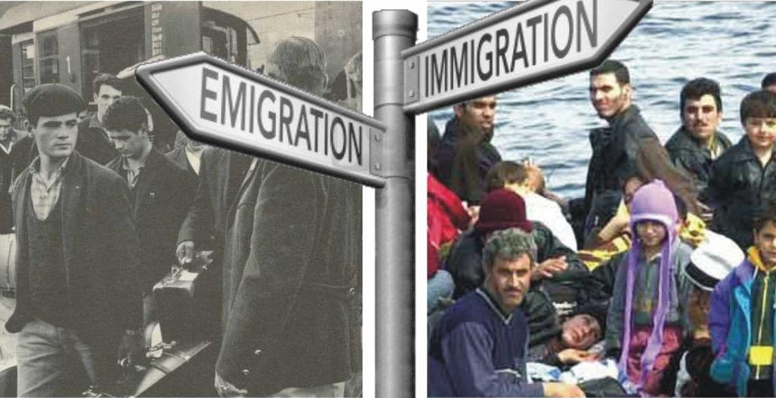 Castiglione di Sicilia / Presentazione dei Rapporti 2014 immigrazione e  emigrazione con mons. Perego (Fondazione Migrantes)