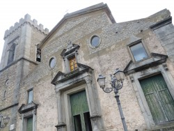 Chiesa Maria SS. Assunta, elevata a basilica da Papa San Giovanni Paolo II. E' la chiesa più antica della diocesi di Messina