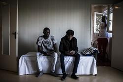 profughi nelle parrocchie