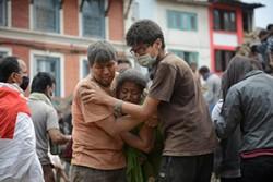terremoto in Nepal
