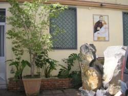 Centro San Camillo - Il cortile interno