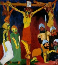 nolde_crucifixion