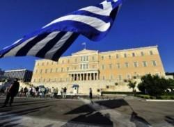 Atene, la sede del Parlamento greco