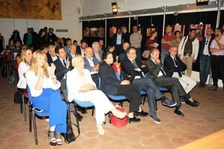 Uno scorcio della sala con studenti partecipanti al Premio e invitati