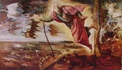 07 Tintoretto - la creazione degli animali