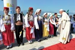 La visita di Papa Francesco a Sarajevo