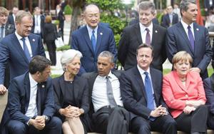 G7 e Papa
