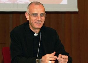 Mons. Antonino Raspanti, e vescovo di Acireale