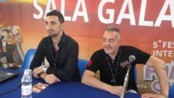 Raul Cestaro e Walter Venturi