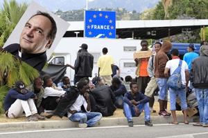 blocco migranti