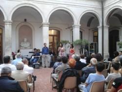 Francesco Manna con Agata Sava