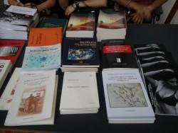 Alcuni libri degli autori presenti