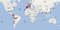 Comunità di Missionari Identes nel mondo