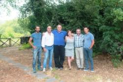 Nuovo comitato Fie con al centro il neo presidente Antonio Mirulla
