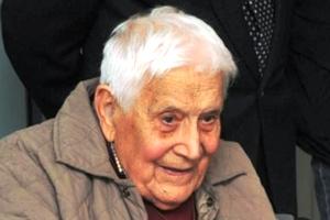 Fratel Arturo Paolo, morto a 102 anni