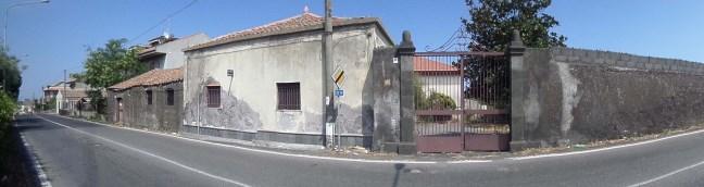 La villa donata dai coniugi Garozzo alla diocesi di Acireale