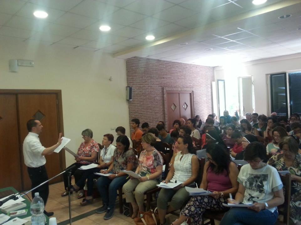 Diocesi / 85 catechisti di 20 parrocchie hanno partecipato al corso formativo di Milo. Una catechesi più consapevole