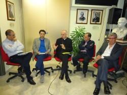 Mons. Raspanti partecipa al dibattito