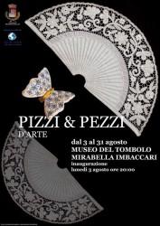 corretto Locandina Pizzi & Pezzi d'arte (509 x 720)