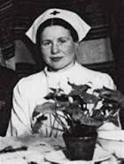 Irena Sendler da giovane
