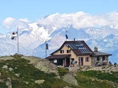 rifugio montagna