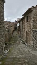 Una via di Montalbano Elicona