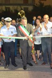 Inaugurazione della Fiera: Leone, Oliva e Raneri