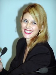 L'assessore alla Pubblica Istruzione Adele D'Anna