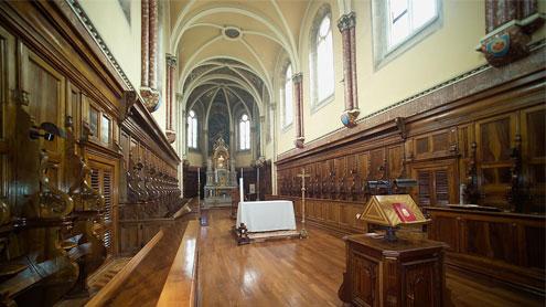 Luoghi della fede 4 / Vite immerse nella preghiera e nella lode a Dio nella Certosa di Serra San Bruno