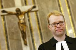 Il pastore luterano Jens-Martin Kruse