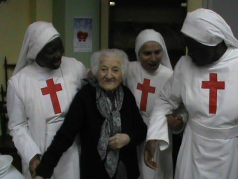 """Sant'Alfio / A Villa Serena accogliere e curare gli anziani la """"mission"""" delle suore di San Camillo"""