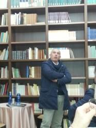 Il presidente della Pro loco Mario Tosto