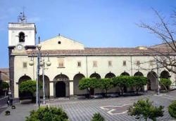 Il santuario di Valverde