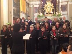 Il coro di Lavinaio