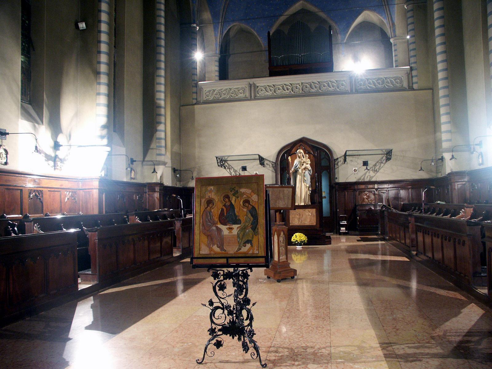 """Luoghi della fede 7 / Il carisma benedettino vive nel cuore di Milano tra """"preghiera e lavoro"""""""