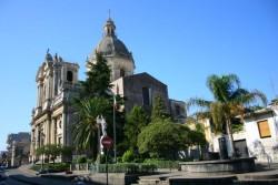 Aci S. Filippo- Basilica s.filippo d'Agira